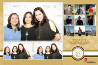 March 09, Arnel 50th Birthday