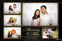 March 09, Manny and Mae's Wedding