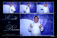 March 09, Ronald and Desiree's Wedding