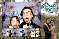 Oct. 10, Vhal and Love's Wedding Booth 1