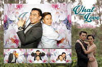 Oct. 10, Vhal and Love's Wedding Booth 2