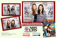 April 25, IronMan 3 Movie Screening