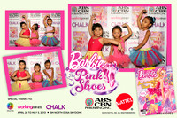 April 28, Chalk Magazine - Barbie in The Pink Shoes