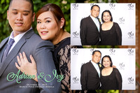 Oct. 17, Adrian and Ivy's Wedding