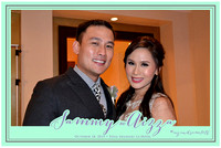 Oct. 18, Sammy and Aizza's Wedding