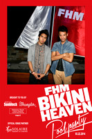 Mar. 22, FHM Bikini Heaven Pool Party Booth 3
