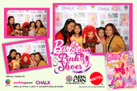 May 05, Chalk Magazine - Barbie in the Pink Shoes
