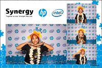 May 08, SYNERGY - HP Booth 3