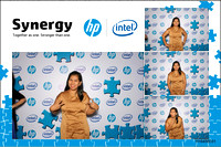May 08, SYNERGY - HP Booth 4