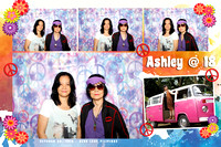 Oct. 25, Ashley's Debut