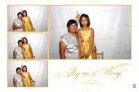June 12, Jay-ar and Weng's Wedding