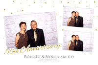 Dec. 10, Majito Wedding Anniversary