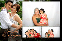 June 24, Anthony and Christine's Wedding