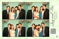 June 14, Joey and Prin's Wedding