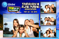 May 22, Globe - Aling Puring Convention Day 1