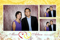 June 23, Marc and Aileen's Wedding