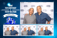 Jan. 17, 70th Birthday of Totoy Beltran