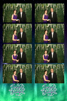 Jan. 31, Terence and Bianca's Wedding