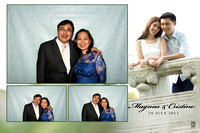 July 20, Magnus and Cristine's Wedding