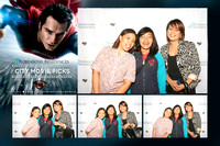 June 12, Man of Steel - Movie Premier @ Robinsons Magnolia