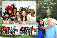 July 07, Quartier and Elutin Wedding