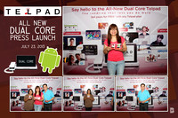 July 23, Telepad Dual Core Launch