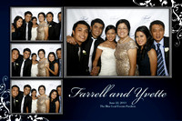 June 22, Farrell and Yvette's Wedding