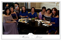 Jan. 16, Marvin nd Ricca's Wedding