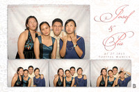 July 27, Josef and Pia's Wedding