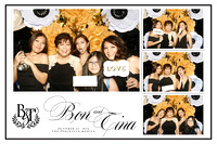 Oct. 22, Bon And Tina's Weding