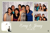 Oct. 06, Erny and Jenny's Wedding