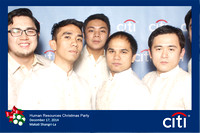 Dec. 17, Citibank Christmas Party
