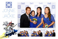 Dec. 26, Jonnie and Jackie's Wedding