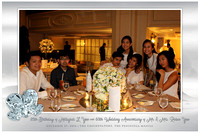 Dec. 27, 85th Birthday of Milagros and 60th Wedding Anniversary of Mr. & Mrs. Robin Yee