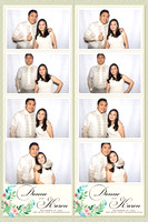Dec. 29, Donne & Karen Wedding