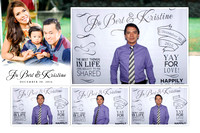 Dec. 30, Jobert Lapena & Kristine Ramos Wedding