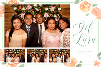 Oct. 15, Gil and Lara Wedding
