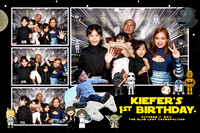 Oct. 07, Kiefer's 1st Birthday