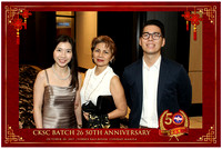 Oct. 20, CKSC Batch 26 50th Anniversary Cam 2