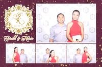 Oct. 22, Gerald and Karin's Wedding