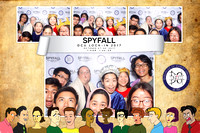 Oct. 27, SPYFALL DCU LOCK - IN 2017