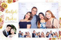 Oct. 28, Ralph and Erika's Wedding