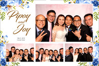 May 06, Pipoy and Joy Wedding