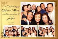 May 11, Anne Marie's Birthday and Marriage to Sergio