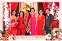 May 19, Ederlina's 80th Birthday