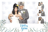 May 26, Naldy and Yana Wedding