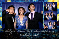 Mar. 28, Philippine Science High School Batch 2014 Graduation Ball