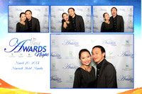 Mar. 20, Marriott Hotel Manila - 17th Annual Awards night