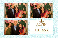 June 29, Alvin and Tiffany's Wedding