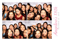 Oct. 26, Angelica's 18th
